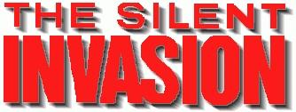 The Original Silent Invasion Logo