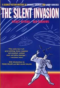 Cover of The Silent Invasion Graphic Album #1