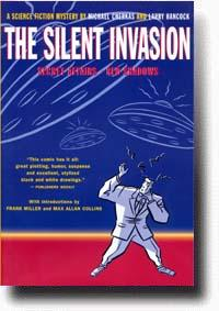 Cover of The Silent Invasion Graphic Album #2