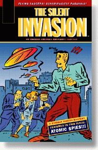 Cover of New Silent Invasion Mini-Series